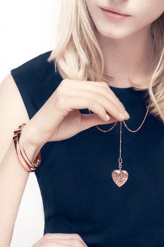 Erin Fetherston x JewelMint Studio Series jewelry collection launches Monday, February 3rd, 2014 on ...