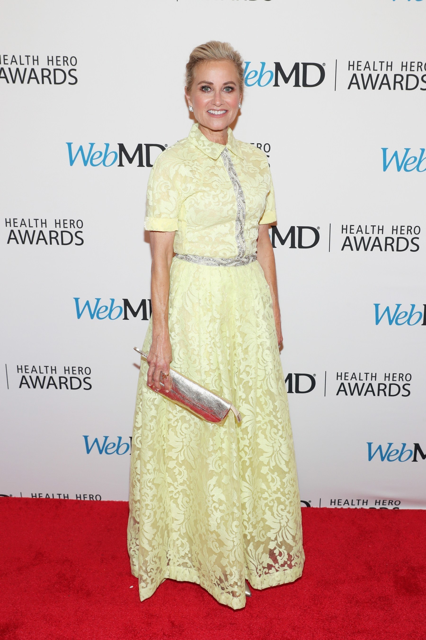 Maureen McCormick attends the  2016 WebMD Health Heroes Awards on November 3, 2016 in New York City.