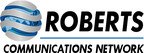 Roberts Communications Network Logo (PRNewsFoto/Elemental Technologies)