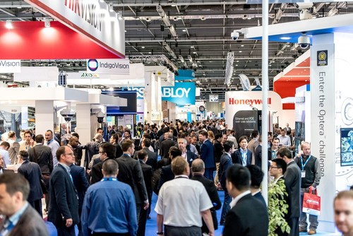 Join your peers at next years' must attend event, IFSEC Borders & Infrastructure 2017 (PRNewsFoto/IFSEC International)