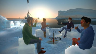 Virtual Reality Sociable Network vTime Named as a Gartner Cool Vendor in Consumer Mobile.