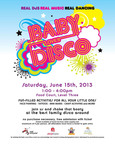 South Bay Galleria will host the Baby Loves Disco event on June 15th.  (PRNewsFoto/South Bay Galleria)