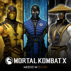 Mezco Toyz new Mortal Kombat X Figures Revealed At Toy Fair In New York