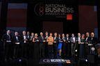 All the winners at the 2012 National Business Awards.