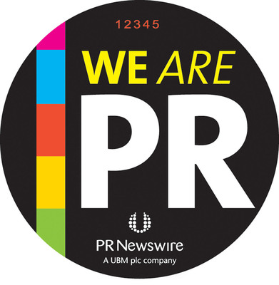 PR Newswire #WeArePR Campaign for PRSA 2013 International Conference.  (PRNewsFoto/PR Newswire Association LLC)