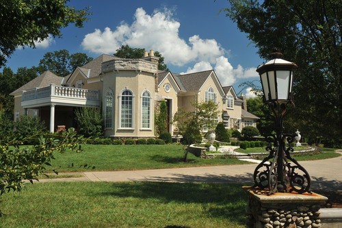 Concierge Auctions Announces September 24th Auction Of The Exquisite 'Peace of Heaven - On the Hill