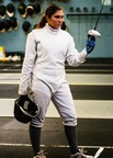 Maria Papadopoulos is the resident Virginia State Champion in Women's Epee