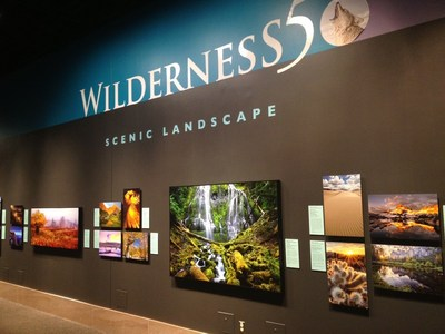 "Beginning today, ""Wilderness Forever: 50 Years of Protecting America's Wild Places,"" is open at the Smithsonian National Museum of Natural History in Washington, D.C. Epson is the official inkjet printer and paper partner for the exhibition."