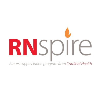 RNspire, a nurse appreciation program from Cardinal Health (PRNewsFoto/Cardinal Health)