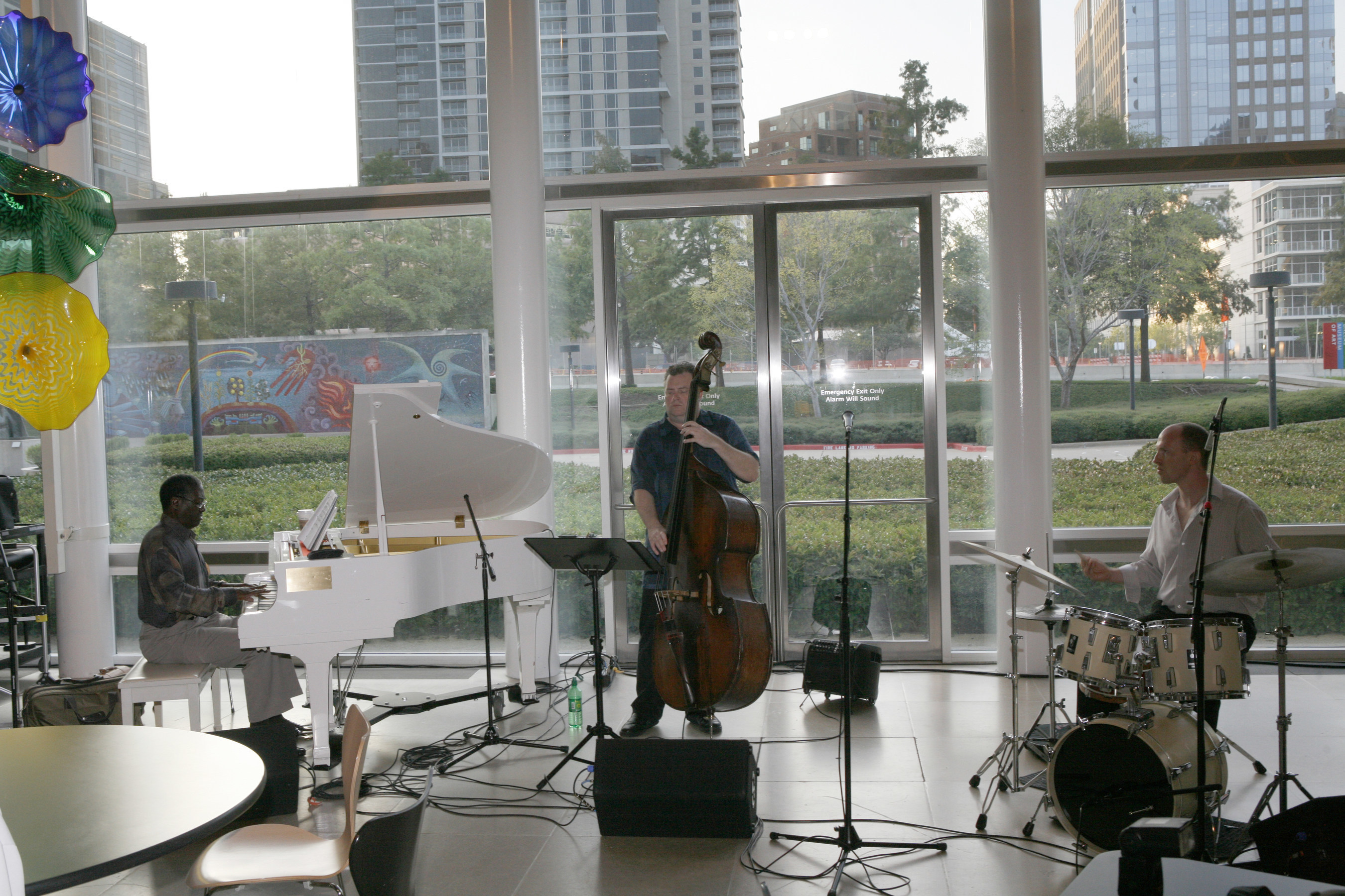 Jazz at Fair Park Presents a Live Concert and Interview With The John A Lewis Trio on WRR 101.1 FM