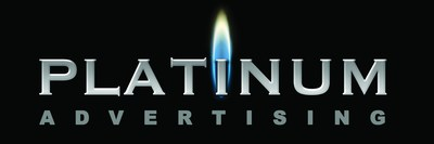 Platinum Advertising logo (PRNewsFoto/Platinum Advertising, LLC)