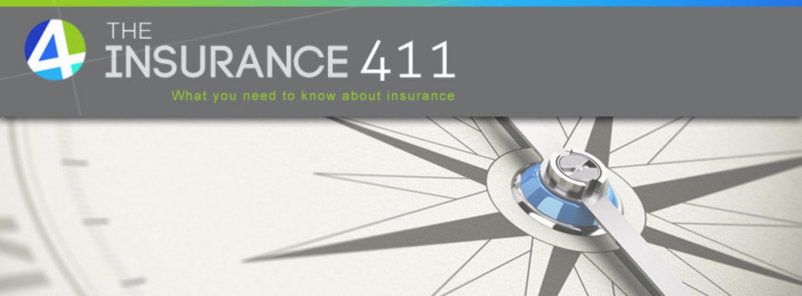 TheInsurance411.com (PRNewsFoto/Smart's Publishing)