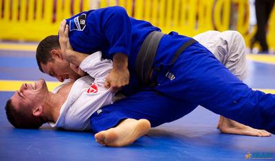 La Mesa Martial Arts - Cadu Francis.  (PRNewsFoto/Jiu Jitsu Foundation)