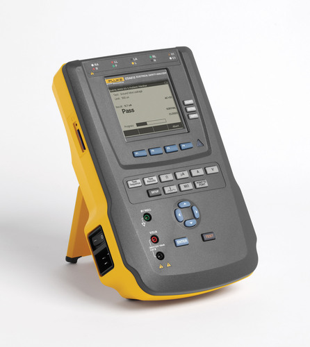 FDA Grants 510(k) clearance for new Fluke Biomedical ESA615 Electrical Safety Analyzer.  (PRNewsFoto/Fluke ...