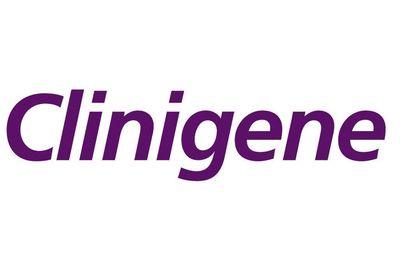 Clinigene International Ltd Logo (PRNewsFoto/Clinigene International Ltd)