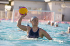 Kiley Neushul of the USA Water Polo Women's Senior National Team prepares to take on China following a nutrition education session with Klean Athlete