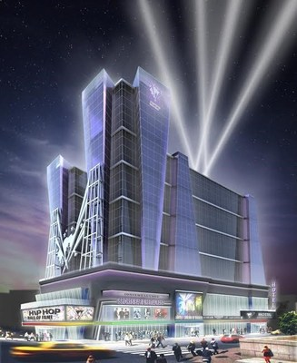 Hip Hop Hall of Fame + Museum & Hotel Entertainment Complex State of The Art Facility Coming to New York City in Manhattan. (Nightlife)
