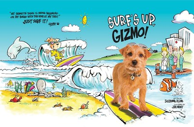 Surf's Up, Gizmo! Available for Purchase