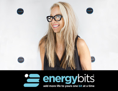 Catharine Arnston Founder and CEO ENERGYbits Inc.