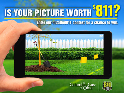 Safe Digging Plus A Great Picture Could Equal $811