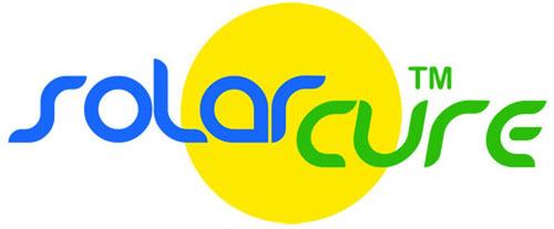 SolarCure logo.  (PRNewsFoto/SolarCure)