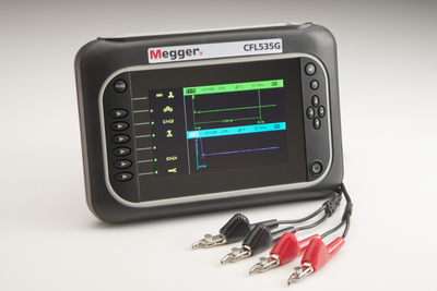 New Handheld TDR from Megger Locates Faults on Mixed Paired Metallic Cables (PRNewsFoto/Megger )