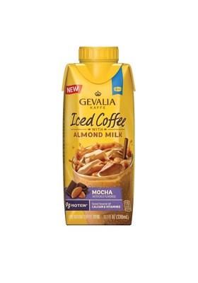 Gevalia Iced Coffee with Almond Milk Mocha