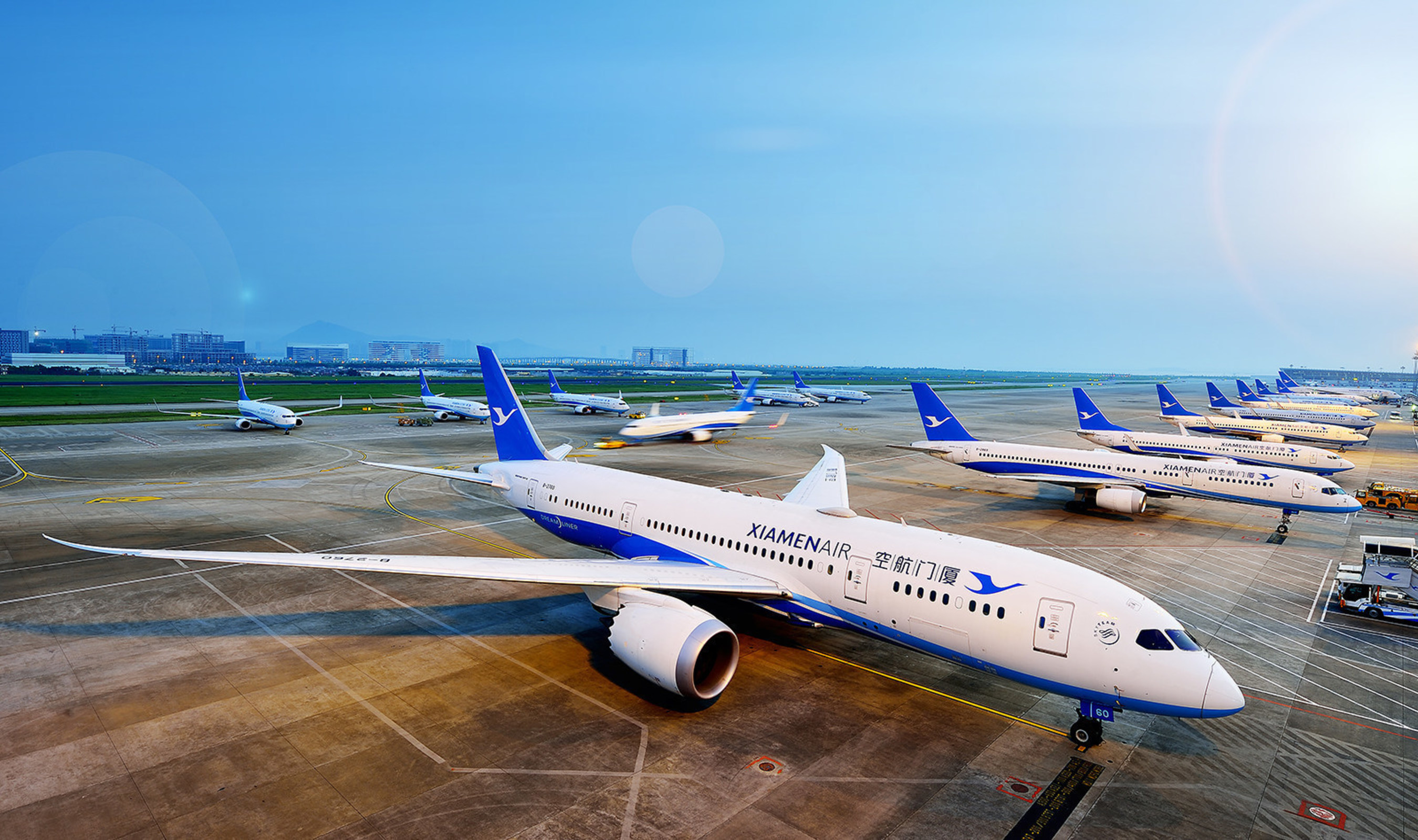 Xiamen Airlines accelerates international expansion by launching two new routes to Sydney