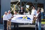 Roanoke Cement's Richmond Site Celebrates OSHA Safety Achievement