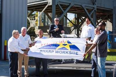 "Roanoke Cement Company's Richmond site has reached a safety milestone with admission into OSHA's Safety and Health Achievement Recognition Program known as ""SHARP."" Acceptance into SHARP is an achievement of status that singles out individual sites as a model for worksite safety and health. SHARP achievement is especially important in the Commonwealth of Virginia, as workplace-related deaths this year have already surpassed the number of fatalities recorded in both 2014 and 2015."