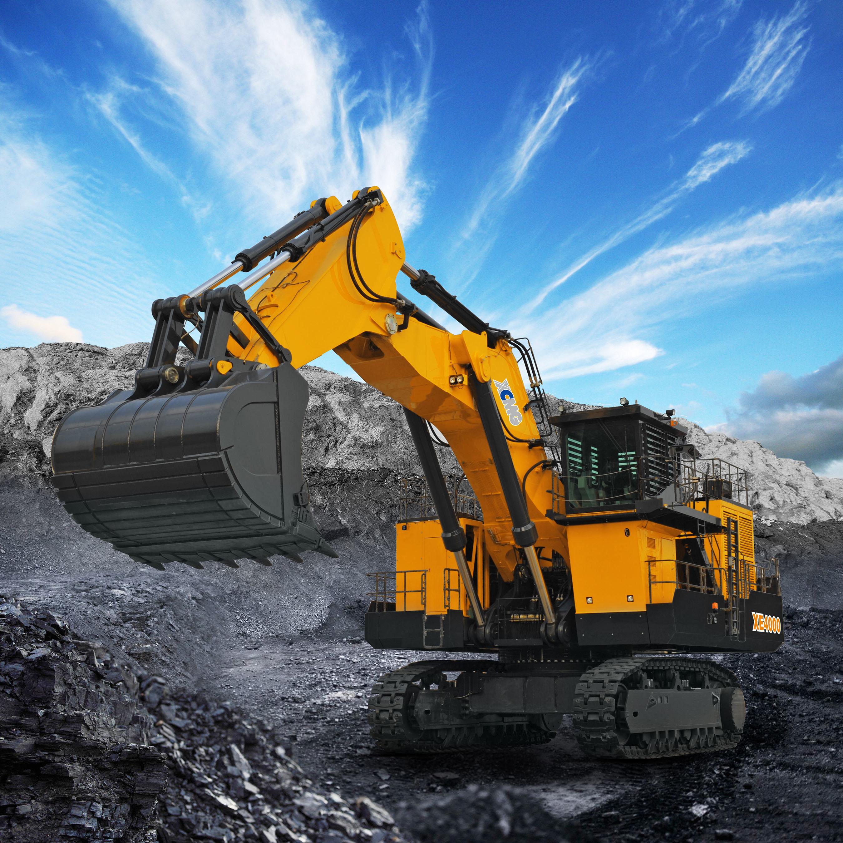 XCMG lance sa première excavatrice intelligente entièrement télécommandée