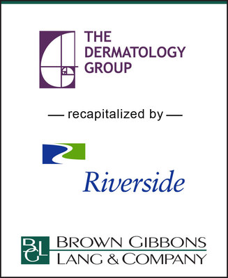 Brown Gibbons Lang & Company (BGL) is pleased to announce the recapitalization of The Dermatology Group (TDG), a dermatology focused physician practice management company, by The Riverside Company.