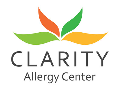 Headed up by Dr. Brian Rotskoff, Clarity Allergy Center has offices in Chicago and Arlington Heights and serves patients worldwide. The practice treats the full spectrum of pediatric and adult allergic disorders, which include chronic cough, sinus headaches, migraine headaches, obstructive sleep apnea, pediatric nasal congestion/allergies, severe allergic asthma, and much more. To learn more, please visit Clarity's website, http://www.clarityallergycenter.com.  (PRNewsFoto/http://www.clarityallergycenter.com)