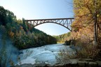 Rendering of new Portageville Bridge