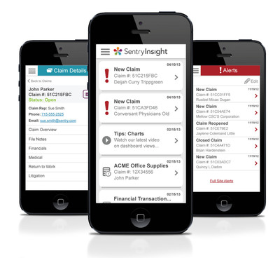 Sentry Insurance Launches Sentry Insight Mobile, An On-The-Go Risk Management Solution