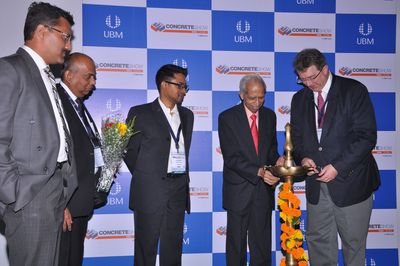 Indian Infrastructure Industry Welcomes Concrete Show India 2014
