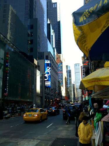 OOS Investments Lights Up Times Square With New Digital Billboard