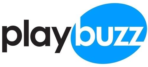 Playbuzz Logo (PRNewsFoto/Playbuzz) (PRNewsFoto/Playbuzz)