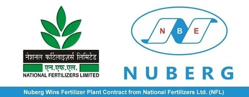 Nuberg Wins Fertilizer Plant Contract From National