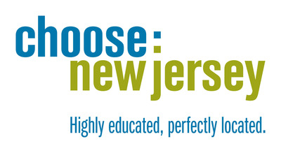 Choose New Jersey Inc. logo.  (PRNewsFoto/Choose New Jersey, Inc.)