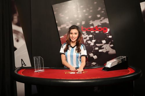 Bodog Casino Argentina Girl (PRNewsFoto/FCBodog_com)