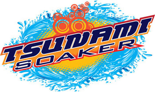 Tsunami Soaker, an interactive water ride, is set to open at Six Flags St. Louis in late spring of 2014.  (PRNewsFoto/Six Flags St. Louis)