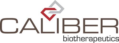 Caliber Biotherapeutics LLC logo.  (PRNewsFoto/iBio, Inc.)