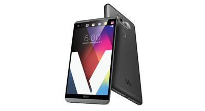 LG Electronics' newest smartphone, the LG V20 is available now.
