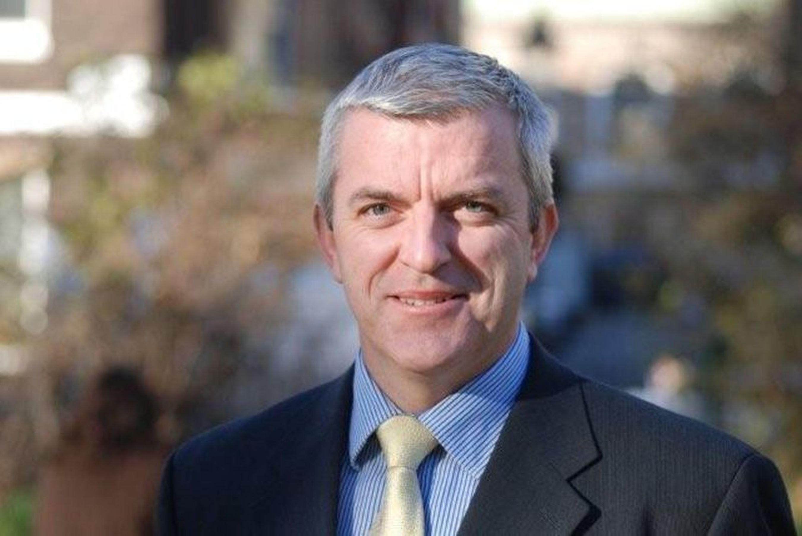 John Fitzgerald, CEO Suretank (PRNewsFoto/Suretank)
