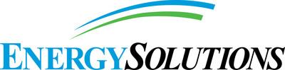 EnergySolutions logo. (PRNewsFoto/EnergySolutions) (PRNewsFoto/ENERGYSOLUTIONS)