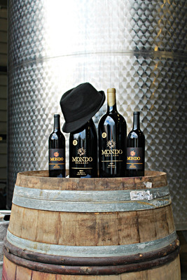 A Wine Funded Completely With Bitcoin.  (PRNewsFoto/Mondo Cellars)