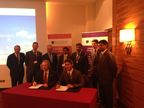 MIAGEN announce National Real Estate Company contract win during Enterprise Ireland trade mission.