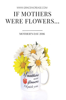 Graceincrease Mother's Day 2016 Collection