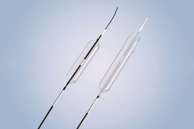 Olympus is introducing its first endoscopic balloon dilator, EZDilate. EZDilate offers enhanced precision and control through all phases of endoscopic balloon dilation with efficient navigation through difficult anatomy, easier placement and positioning within the stricture, and accurate achievement of target diameters.